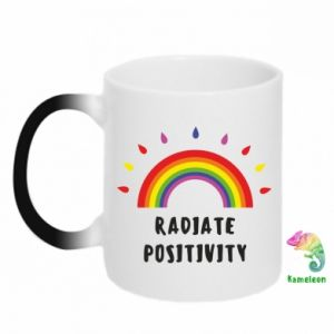 Magic mugs Radiate positivity