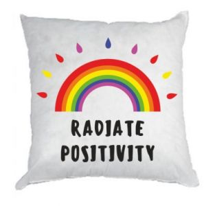 Pillow Radiate positivity