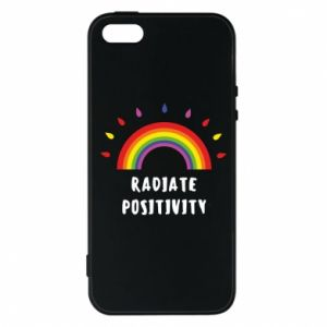 iPhone 5/5S/SE Case Radiate positivity