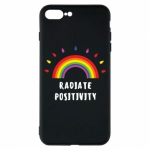 iPhone 7 Plus case Radiate positivity
