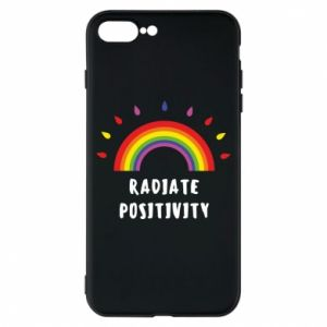 iPhone 8 Plus Case Radiate positivity