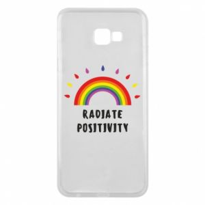 Samsung J4 Plus 2018 Case Radiate positivity