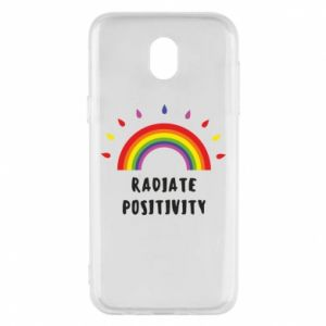 Samsung J5 2017 Case Radiate positivity