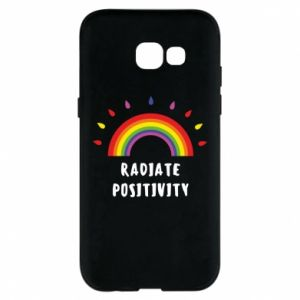 Samsung A5 2017 Case Radiate positivity