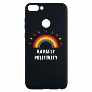 Etui na Huawei P Smart Radiate positivity