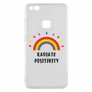 Etui na Huawei P10 Lite Radiate positivity