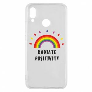 Etui na Huawei P20 Lite Radiate positivity