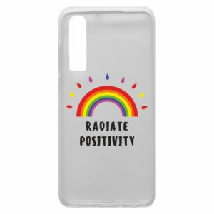 Huawei P30 Case Radiate positivity