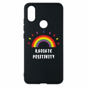 Xiaomi Mi A2 Case Radiate positivity