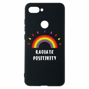 Etui na Xiaomi Mi8 Lite Radiate positivity