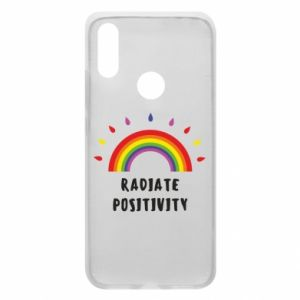 Xiaomi Redmi 7 Case Radiate positivity