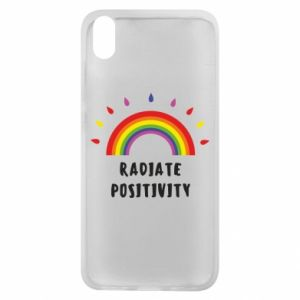 Xiaomi Redmi 7A Case Radiate positivity