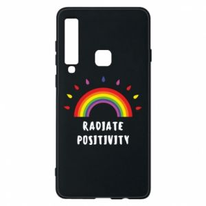 Samsung A9 2018 Case Radiate positivity