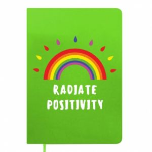Notepad Radiate positivity