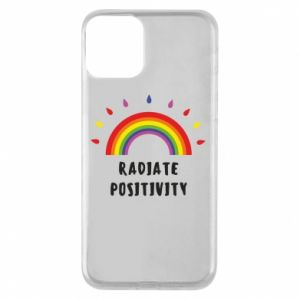 iPhone 11 Case Radiate positivity