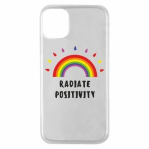 iPhone 11 Pro Case Radiate positivity