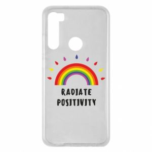 Xiaomi Redmi Note 8 Case Radiate positivity