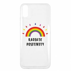 Xiaomi Redmi 9a Case Radiate positivity