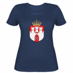 Women's t-shirt Radom coat of arms