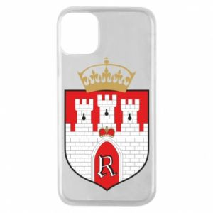 Phone case for iPhone 11 Pro Radom coat of arms