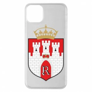 Phone case for iPhone 11 Pro Max Radom coat of arms