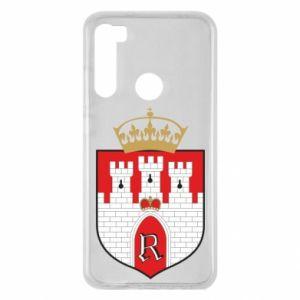 Xiaomi Redmi Note 8 Case Radom coat of arms