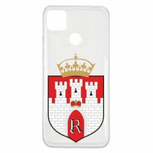 Xiaomi Redmi 9c Case Radom coat of arms