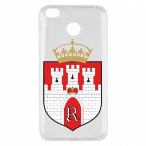 Xiaomi Redmi 4X Case Radom coat of arms