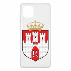 Samsung Note 10 Lite Case Radom coat of arms