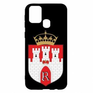 Samsung M31 Case Radom coat of arms