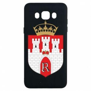 Samsung J7 2016 Case Radom coat of arms