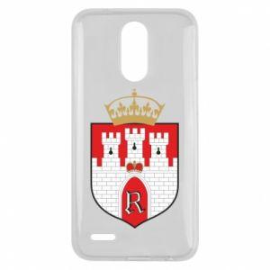 Lg K10 2017 Case Radom coat of arms