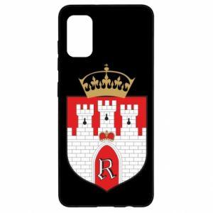 Samsung A41 Case Radom coat of arms