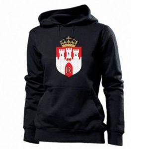 Women's hoodies Radom coat of arms