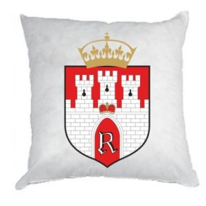 Pillow Radom coat of arms