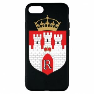 Phone case for iPhone 7 Radom coat of arms