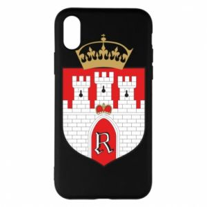 Phone case for iPhone X/Xs Radom coat of arms