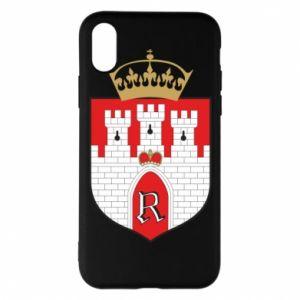 iPhone X/Xs Case Radom coat of arms