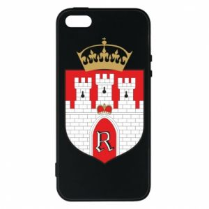 Phone case for iPhone 5/5S/SE Radom coat of arms