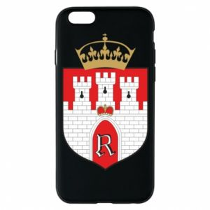 Phone case for iPhone 6/6S Radom coat of arms