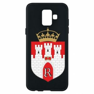 Phone case for Samsung A6 2018 Radom coat of arms