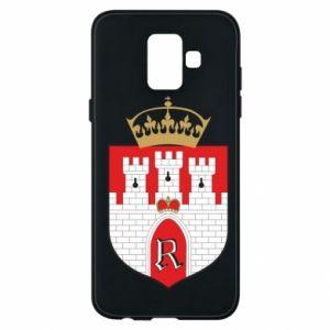 Samsung A6 2018 Case Radom coat of arms