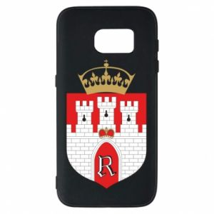 Phone case for Samsung S7 Radom coat of arms