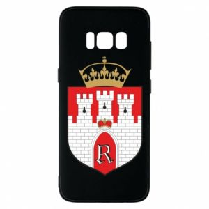 Samsung S8 Case Radom coat of arms