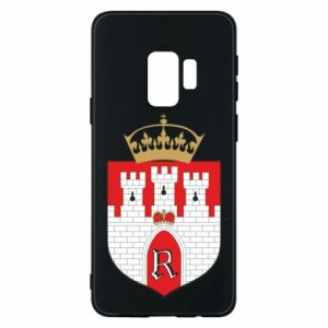 Phone case for Samsung S9 Radom coat of arms