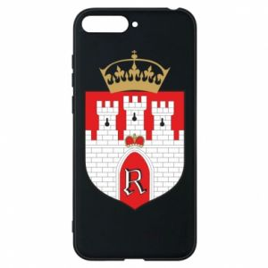 Phone case for Huawei Y6 2018 Radom coat of arms