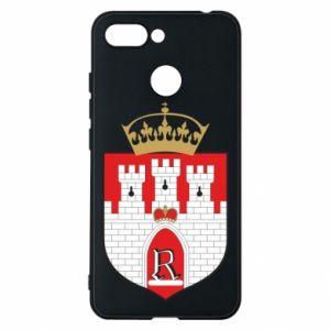 Xiaomi Redmi 6 Case Radom coat of arms