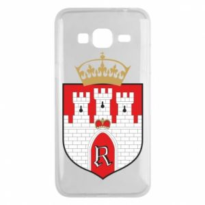 Phone case for Samsung J3 2016 Radom coat of arms