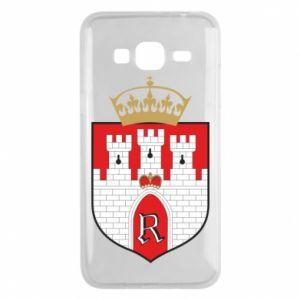 Samsung J3 2016 Case Radom coat of arms