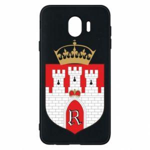 Samsung J4 Case Radom coat of arms